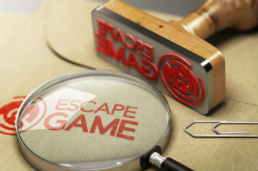 modèle de business plan d'escape game ou d'escape room